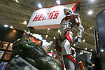Action figures of Ultraman on display during the Tokyo Comic Con 2017 at Makuhari Messe International Exhibition Hall on December 1, 2017, Tokyo, Japan. This is the second year that San Diego Comic-Con International held the event in Japan. Tokyo Comic Con runs from December 1 to 3. (Photo by Rodrigo Reyes Marin/AFLO)