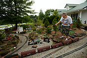 Monte Scott's Heather Ridge Railroad