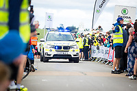 Picture by Alex Whitehead/SWpix.com - 09/09/2017 - Cycling - OVO Energy Tour of Britain - Stage 7, Hemel Hempstead to Cheltenham - Police.