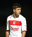 Michael Thalassitis of Stevenage. Stevenage v AFC Wimbledon - Capital One Cup First Round - Lamex Stadium, Stevenage . - 14th August, 2012. © Kevin Coleman 2012