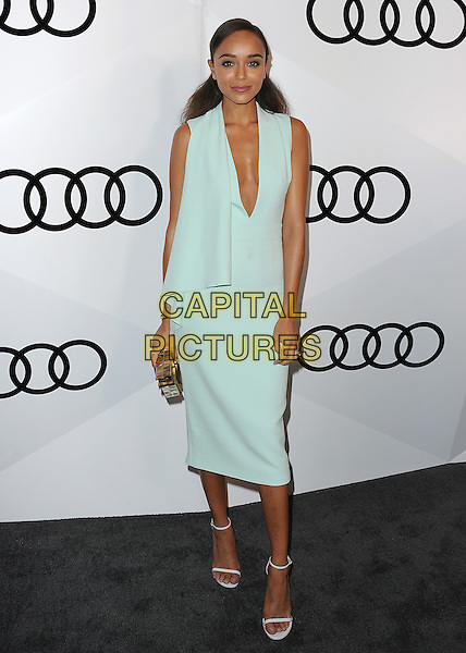 WEST HOLLYWOOD - SEPTEMBER 15:  Ashley Madekwe at Audi Celebrates The 68th Emmys at Catch on September 15, 2016 in West Hollywood, California. <br /> CAP/MPI99<br /> &copy;MPI99/Capital Pictures