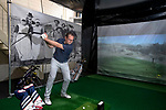2017 Golfsimulator Dirk van Urk