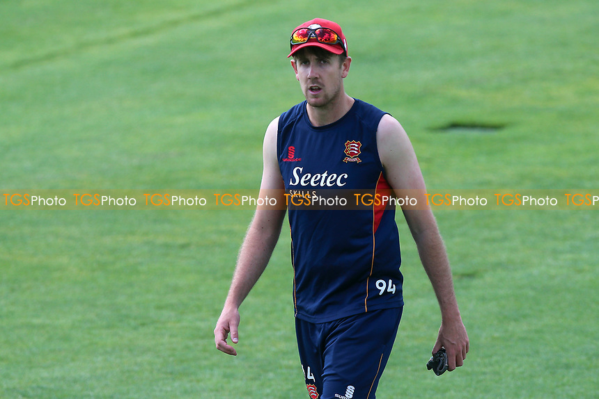 Matt Quinn of Essex during Essex CCC vs Hampshire CCC, Specsavers County Championship Division 1 Cricket at The Cloudfm County Ground on 20th May 2017