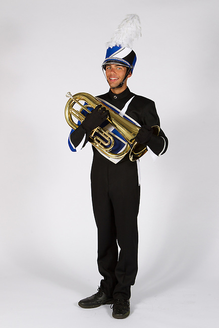 Los Altos High School, Marching Band portraits