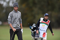 Renato Paratore (ITA) during the 3rd round of the World Cup of Golf, The Metropolitan Golf Club, The Metropolitan Golf Club, Victoria, Australia. 24/11/2018<br /> Picture: Golffile | Anthony Powter<br /> <br /> <br /> All photo usage must carry mandatory copyright credit (&copy; Golffile | Anthony Powter)