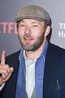 "LONDON, UK. February 19, 2019: Joel Edgerton at the screening of ""The Boy Who Harnessed the Wind"" at the Ham Yard Hotel, London.<br /> Picture: Steve Vas/Featureflash"