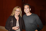 "The Young & The Restless star Greg Rikaart ""Kevin Fisher"" poses with his aunt at Meet & Greet wine tasting event a part of the Soap Opera Festivals Weekend - ""All About The Drama"" on March 24, 2012 at Bally's Atlantic City, Atlantic City, New Jersey.  (Photo by Sue Coflin/Max Photos)"