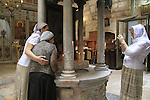 Israel, Jerusalem, the Greek Orthodox Feast of St. James at St. John's Chapel