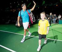 13-02-13, Tennis, Rotterdam, ABNAMROWTT, Escort.