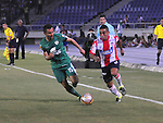 Atlético Junior igualó 1-1 ante Equidad en el estadio Metropolitano de Barranquilla, en duelo de la fecha 6 del Torneo Clausura 2015.