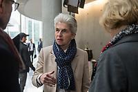 5. Sitzung des Unterausschusses des Verteidigungsausschusses des Deutschen Bundestag als 1. Untersuchungsausschuss am Donnerstag den 21. Maerz 2019.<br /> In dem Untersuchungsausschuss soll auf Antrag der Fraktionen von FDP, Linkspartei und Buendnis 90/Die Gruenen der Umgang mit externer Beratung und Unterstuetzung im Geschaeftsbereich des Bundesministeriums fuer Verteidigung aufgeklaert werden. Anlass der Untersuchung sind Berichte des Bundesrechnungshofs ueber Rechts- und Regelverstoesse im Zusammenhang mit der Nutzung derartiger Leistungen.<br /> Einziger Tagesordnungspunkt war die Konstituierung des Unterausschusses als Untersuchungsausschuss.<br /> Im Bild: Marie-Agnes Strack-Zimmermann, Obfrau der Freien Demokraten, FDP.<br /> 21.3.2019, Berlin<br /> Copyright: Christian-Ditsch.de<br /> [Inhaltsveraendernde Manipulation des Fotos nur nach ausdruecklicher Genehmigung des Fotografen. Vereinbarungen ueber Abtretung von Persoenlichkeitsrechten/Model Release der abgebildeten Person/Personen liegen nicht vor. NO MODEL RELEASE! Nur fuer Redaktionelle Zwecke. Don't publish without copyright Christian-Ditsch.de, Veroeffentlichung nur mit Fotografennennung, sowie gegen Honorar, MwSt. und Beleg. Konto: I N G - D i B a, IBAN DE58500105175400192269, BIC INGDDEFFXXX, Kontakt: post@christian-ditsch.de<br /> Bei der Bearbeitung der Dateiinformationen darf die Urheberkennzeichnung in den EXIF- und  IPTC-Daten nicht entfernt werden, diese sind in digitalen Medien nach §95c UrhG rechtlich geschuetzt. Der Urhebervermerk wird gemaess §13 UrhG verlangt.]
