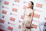 "Claudia Molina attends to the premiere of the spanish film ""Toro"" at Kinepolis Cinemas in Madrid. April 20, 2016. (ALTERPHOTOS/Borja B.Hojas)"