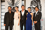 August 28, 2013 : Tokyo, Japan – The casts of The Wolverine appear at the Japan Premiere for The Wolverine by James Mangold in the Roppongi Hills, Tokyo, Japan. (Photo by Yumeto Yamazaki/AFLO)