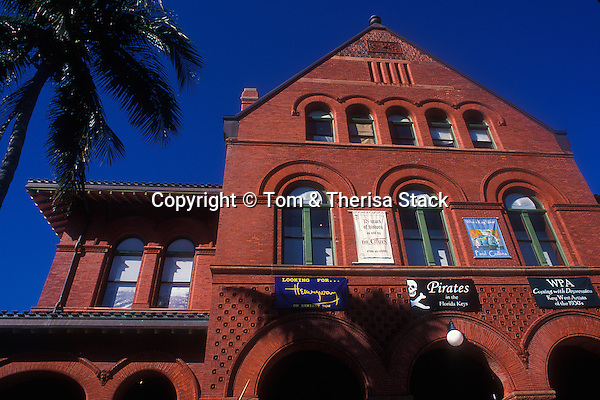 Old Customs House Museum, Key West, Florida