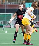 AMSTELVEEN - Hockey - Hoofdklasse competitie dames. AMSTERDAM-DEN BOSCH (3-1). Eva de Goede (A'dam)      COPYRIGHT KOEN SUYK