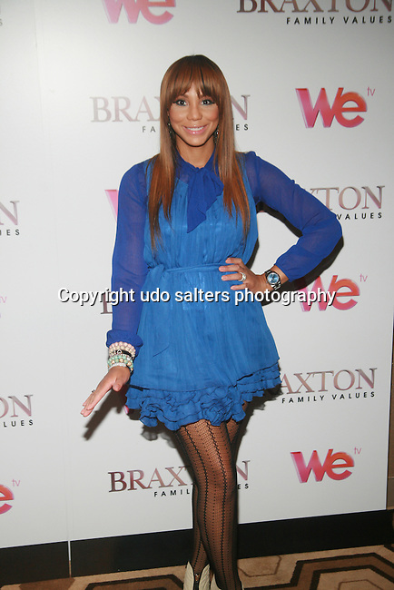 Tamar Braxton Attends Premiere Screening of BRAXTON FAMILY VALUES Season 2 Held at Tribeca Grand, NY 11/8/11