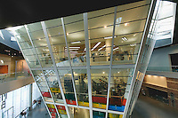 La bibiotheque<br /> Architecte Christian de Portzamparc