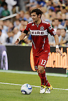 Gonzalo Segares Chicago Fire.