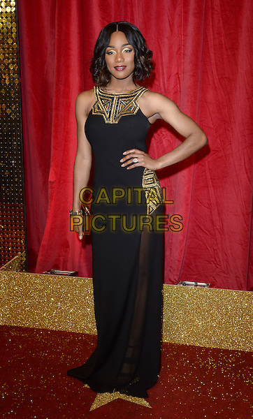 LONDON, ENGLAND - MAY 28: Rachel Adedeji attends the British Soap Awards 2016 at Hackney Town Hall on May 28, 2016 in London, England.<br /> CAP/BEL<br /> &copy;BEL/Capital Pictures