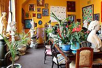 luxury art deco dining room
