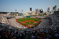 July 4, 2015: Cleveland Indians vs Pittsburgh Pirates