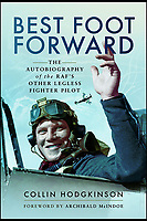 New book on 'the other' legless WW2 pilot.