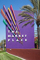 The Tustin Irvine Market Place