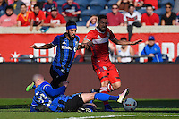 Chicago Fire vs Montreal Impact, April 16, 2016