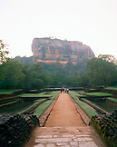 SRI LANKA, Asia, tourists visiting the Sigiriya Fortress