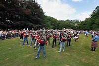Concours de musique et de danses bretonnes - War'l Leur