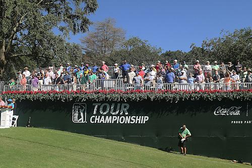 22.09.2016. Atlanta, Georgia, USA. General view of the opening round of the 2016 PGA Tour Championship at East Lake Golf Club in Atlanta, Georgia.