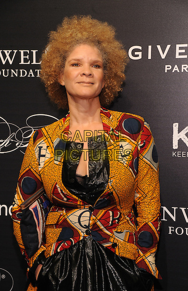 NEW YORK, NY - NOVEMBER 05:Michaela Angela Davis attends the 2015 'Keep A Child Alive' Black Ball at Hammerstein Ballroom on November 5, 2015 in New York City.<br /> CAP/MPI/STV<br /> &copy;STV/MPI/Capital Pictures