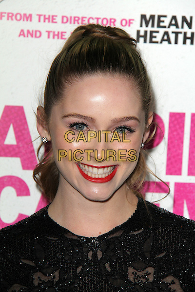 LOS ANGELES, CA - February 04: Greer Grammer at the &quot;Vampire Academy&quot; Los Angeles Premiere, Regal Cinemas, Los Angeles,  February 04, 2014. <br /> CAP/MPI/JO<br /> &copy;JO/MPI/Capital Pictures