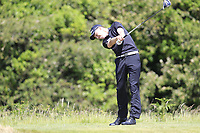 Kevin LeBlanc (Island) during the 1st round of the East of Ireland championship, Co Louth Golf Club, Baltray, Co Louth, Ireland. 02/06/2017<br /> Picture: Golffile | Fran Caffrey<br /> <br /> <br /> All photo usage must carry mandatory copyright credit (&copy; Golffile | Fran Caffrey)