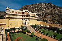 Samode Palast Hotel, Jaipur (Rajasthan), Indien