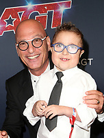 """HOLLYWOOD, CA - SEPTEMBER 10: Simon Cowell, Drew Fletcher, at """"America's Got Talent"""" Season 14 Live Show Red Carpet at The Dolby Theatre  in Hollywood, California on September 10, 2019. Credit: Faye Sadou/MediaPunch"""