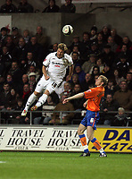 Pictured: Gorka Pintado of Swansea City in action <br /> Re: Coca Cola Championship, Swansea City FC v Reading at the Liberty Stadium. Swansea, south Wales, Saturday 17 January 2009<br /> Picture by D Legakis Photography / Athena Picture Agency, Swansea 07815441513