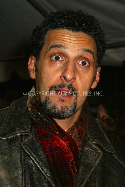 "John Turturro at the opening of ""La Boheme"" on Broadway. New York, December 8, 2002. Please byline: Alecsey Boldeskul/NY Photo Press.   ..*PAY-PER-USE*      ....NY Photo Press:  ..phone (646) 267-6913;   ..e-mail: info@nyphotopress.com"