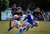 150527 College Rugby - St Pat's Town v Wellington College