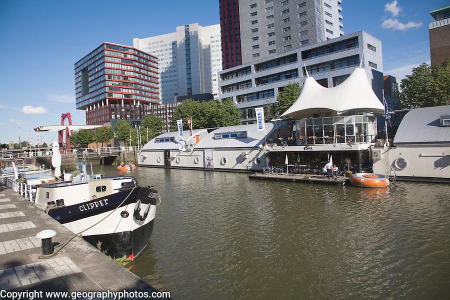 City of Rotterdam, South Holland, Netherlands