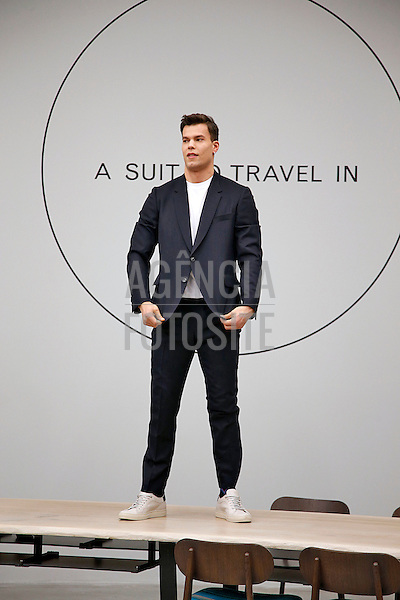 Paul Smith<br /> <br /> Londres Masculino- Inverno 2015<br /> <br /> <br /> foto: FOTOSITE