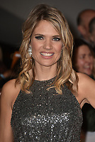 Charlotte Hawkins attending the National Television Awards 2018 at The O2 Arena on January 23, 2018 in London, England. <br /> CAP/Phil Loftus<br /> &copy;Phil Loftus/Capital Pictures