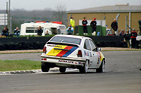 1989 British Touring Car Championship. #58 Louise Aitken-Walker. Vauxhall Sport. Vauxhall Astra GTE.