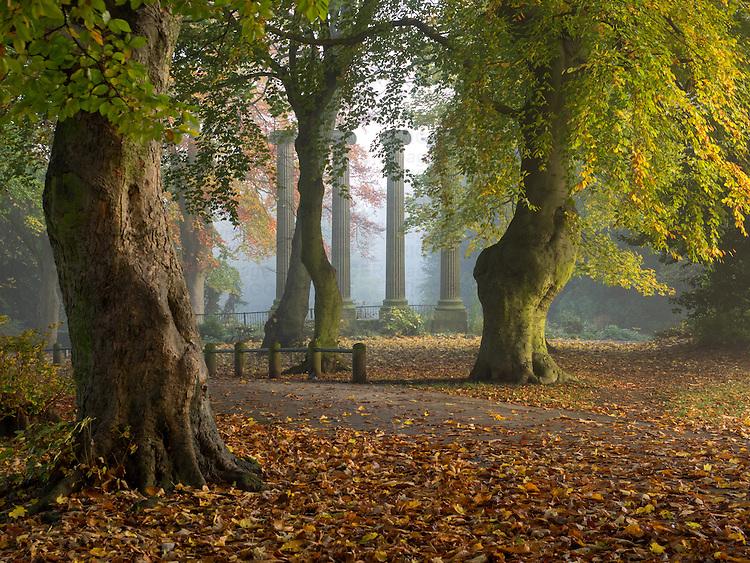 Locke Park, Barnsley, South Yorkshire, UK