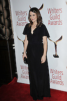 www.acepixs.com<br /> February 19, 2017  New York City<br /> <br /> Tina Fey attending the 69th Writers Guild Awards New York Ceremony at Edison Ballroom on February 19, 2017 in New York City.<br /> <br /> Credit: Kristin Callahan/ACE Pictures<br /> <br /> <br /> Tel: 646 769 0430<br /> Email: info@acepixs.com