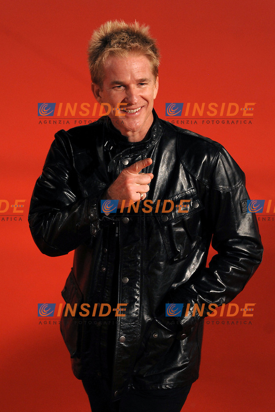 Matthew Modine attends the Marc'Aurelio acting award red carpet during the 3rd Rome International film Festival held at the Auditorium Parco della Musica on October 22, 2008 in Rome Italy.<br /> Foto Andrea Staccioli Insidefoto