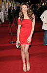 Kayla Ewell at the Touchstone Pictures' World Premiere of When in Rome held at El Capitan Theatre in Hollywood, California on January 27,2010                                                                   Copyright 2009  DVS / RockinExposures