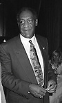 Bill Cosby at LeCirque Restaurant on September 14, 1989 in New York City.
