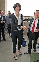 Presentazione dei candidati campani del Nuovo centro destra alle elezioni europee<br /> nella foto Nunzia De Girolamo
