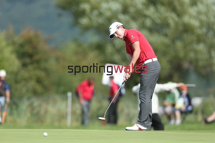 ISPS Handa Wales Open 2013<br /> Chris PAISLEY<br /> 01.09.13<br /> <br /> &copy;Steve Pope-Sportingwales